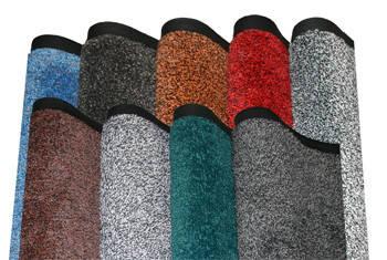 Грязезащитные коврики, дорожки и покрытия