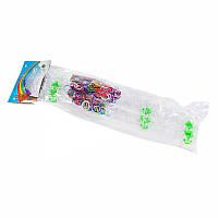 Набор резинок для плетения браслетов, станок 200 шт резинок
