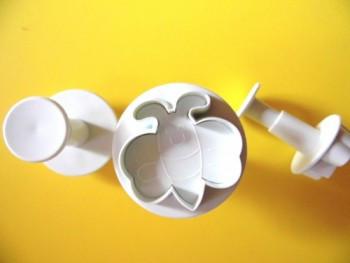 Плунжер для мастики Пчелки 3 шт.