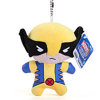 Мягкая игрушка-брелок Marvel супергерои 3