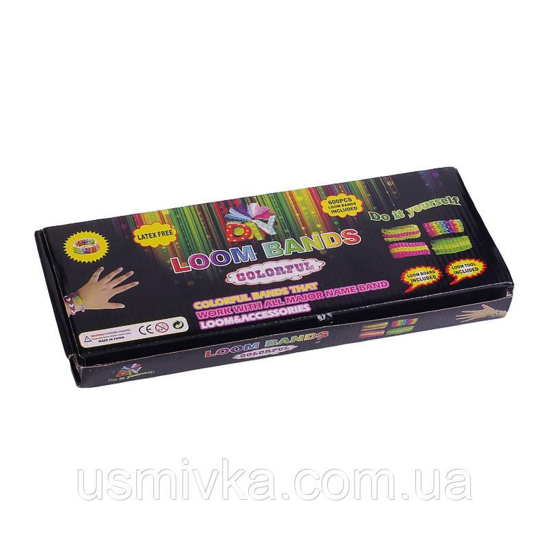 Набор резинок для плетения браслетов 600 шт OF1026280 - Usmivka :) в Одессе