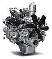 Двигатель и комплектующие ГАЗ