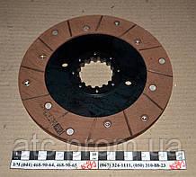 Диск тормозной с накладкой МТЗ-1221 клепаный  85-3502040
