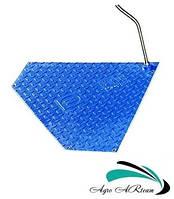 Электрический коврик (термоплита) для обогрева молодняка животных, 68*66*68 см