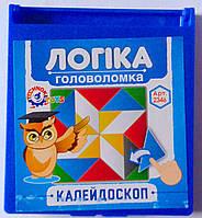 Головоломки Логика Калейдоскоп 2346 Технокомп Украина