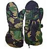 Мембранные рукавицы армии Великобритании, DPM, новые
