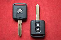 Nissan x trail note qashqai micra корпус ключа
