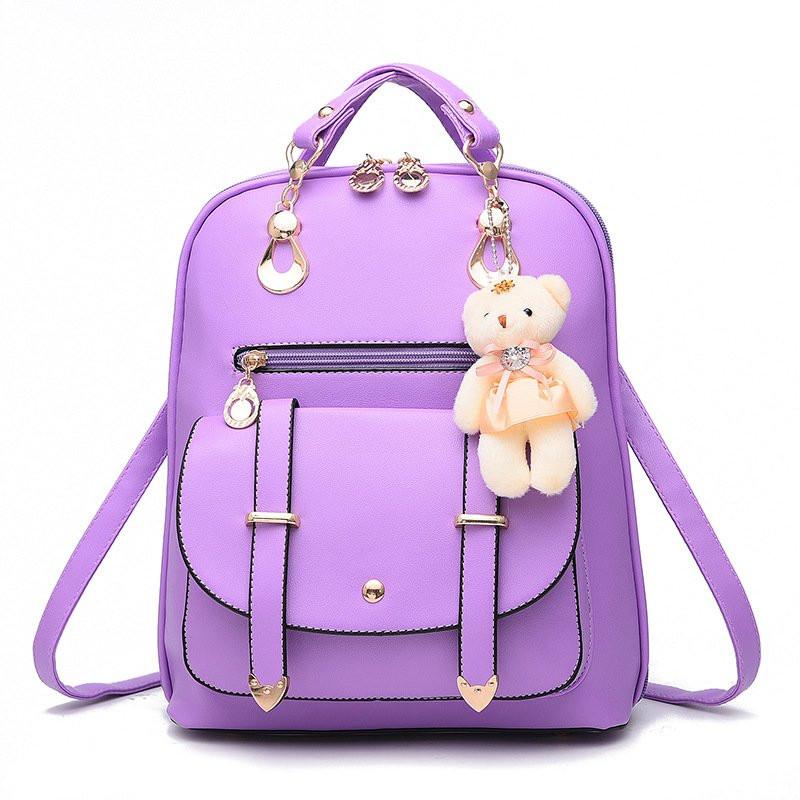 a4218084e225 Рюкзак женский Candy Bear purple - DK-Trading - интернет-магазин мужских и  женских