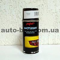 Краска-лак для тонировки фар Perfect в аэрозоле, чёрная, 150 мл