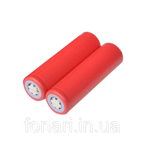 Аккумулятор Sanyo UR18650ZY Li-Ion 2600 mAh (без платы защиты)