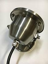Подводный светильник SL-285L 2.3W 12V 6500К IP68  Код.58794, фото 2