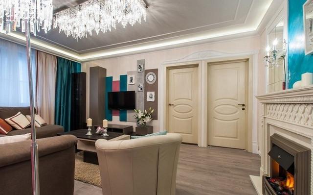 5 правил дизайна проходной гостиной