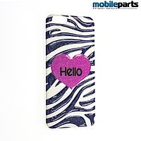 Оригинальный силиконовый чехол LOVE для IPHONE 4S