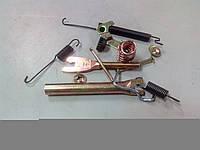 Р-кт задних тормозных колодок Ланос левый