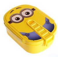 Ланч бокс Миньон Lunch box Minion Посипака