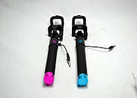 Монопод селфи Bluetooth Locust Series для смартфонов с управлением на ручке