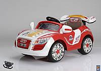Детский электромобиль Audi e-tron M 0561, красный