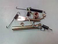 Р-кт задних тормозных колодок Ланос правый