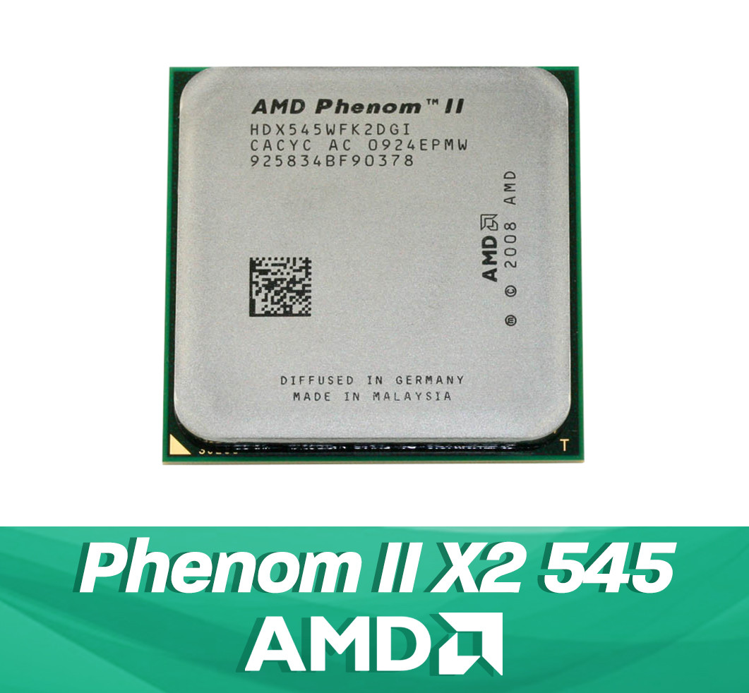 AMD PHENOM II X2 545 DRIVER WINDOWS XP