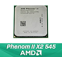 Процессор AMD Phenom II X2 545