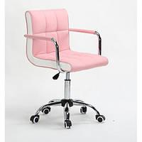 Стульчик мастера HC-811K розовый