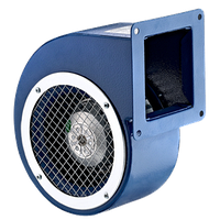 BDRS 120-60 Вентилятор радиальный (улитка) Турция BAHCIVAN