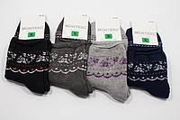 Montex носки женскте махровые средняя посадка (без резинки)