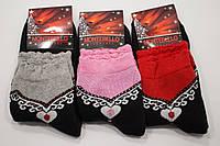 Montebello женские махровые носки средняя посадка ( C ожерельем )
