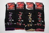 Montebello носки махровые средняя посадка ( Цветочки )