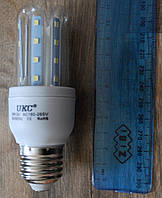 Светодиодная LED лампочка UKC 5W E27 3U 5шт, А296, фото 1