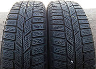 Зимние шины б/у 155/60 R15 SEMPERIT Master-Grip, 6,5 мм., пара 2 шт.