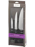 Набор Opinel  3 ножа для кухни Intempora Trio 001614
