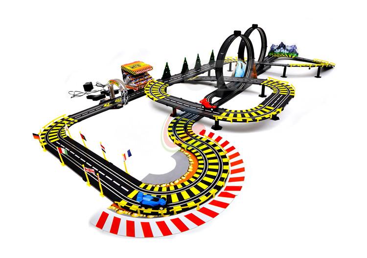 Мега автодром  Road Racing 11 м (уценка)
