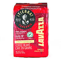 Кофе Lavazza Tierra Professional Tanzania моносорт в зернах 1кг