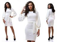 Нарядное белое платье в школу и нарядное. Классика для маленьких и стандартных, высоких и невысоких девушек