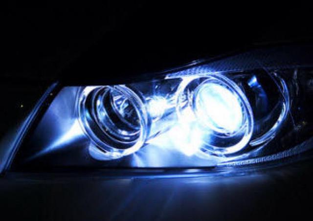 Ксенонове автосвітло
