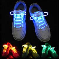 Шнурки LED Светящиеся