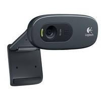 Веб камеры Logitech Web-камера Logitech C270, Одесса