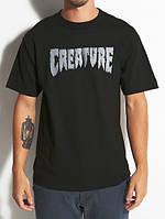 Футболка с принтом Creature Logo  мужская