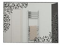 Зеркало в ванную иллюзия 80