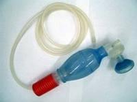 Аппарат в сборе с клапаном пациента и впускным клапаном к АДР-300 (мешок типа АМБУ)