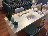 Маникюрный стол с вытяжкой и УФ лампой V115, фото 3