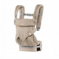 Эрго-рюкзак Four Position Ergobaby 360 Baby MOONSTONE в коробке с инструкцией
