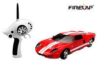 (+ПОДАРОК 3)  Автомодель р/у 1:28 Firelap IW02M-A Ford GT 2WD (красный)