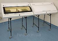 УФ камера для хранения стерильного инструмента ПАНМЕД-1Б (970мм) со стеклянной сектор-крышкой