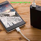 Магнитный кабель Moizen M1 USB - micro USB для зарядки и передачи данных. Белый., фото 5