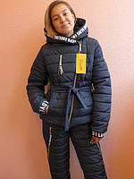 Зимний костюм для девочек, фото 1