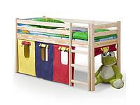 Кровать детская HALMAR NEO ольха