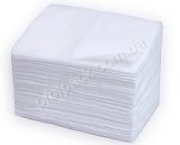 Туалетная бумага листовая, 2-х слойная, МРС, 250 листов/уп