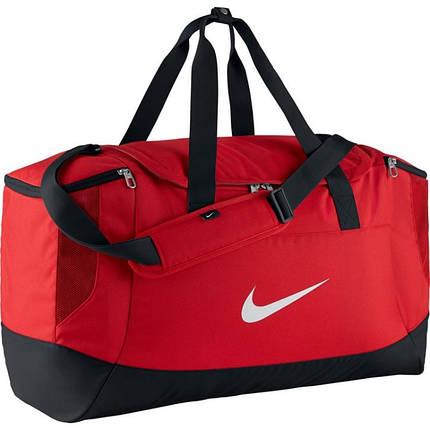 Сумка Nike CLUB TEAM SWOOSH DUFF L BA5192-658 (Оригинал), фото 2
